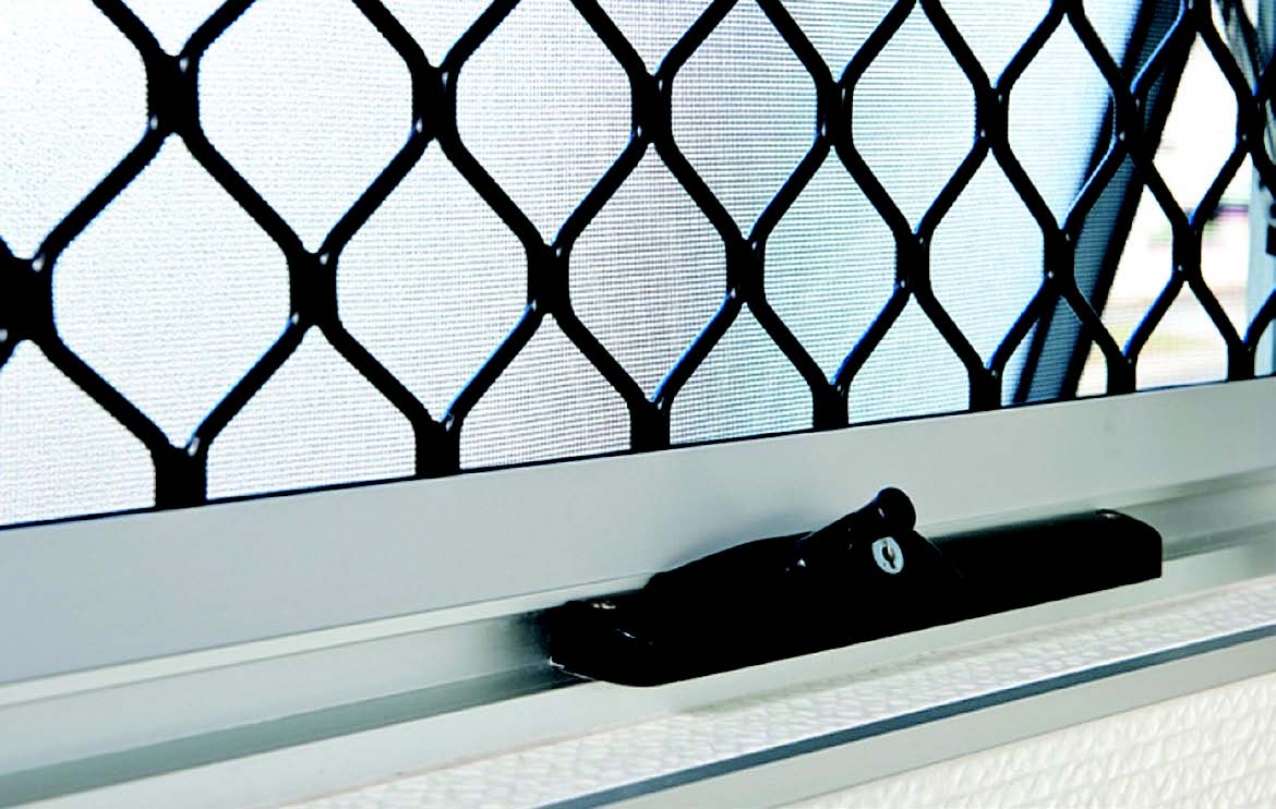 Use Window Screens to Strengthen your Security
