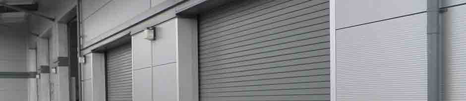 Secure your Commercial Property with Roller Shutters