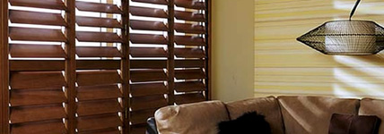 Basswood Plantation Shutters Empire Window Furnishings