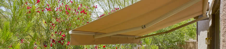 retractable awnings window furnishing