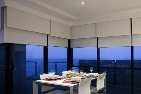 Roller blinds sydney double quality